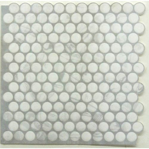 Marble Penny StickTILES, Set of Four