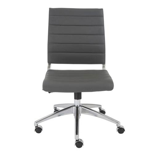 Axel Gray Low back Chair