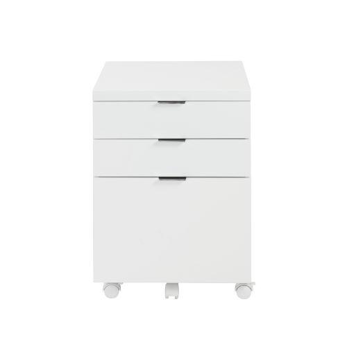 Gilbert White 16-Inch 3 Drawer File Cabinet