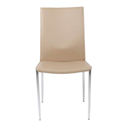Emerson Tan Side Chair, Set of Two