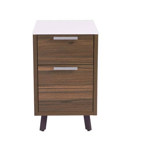 Uptown White File Cabinet