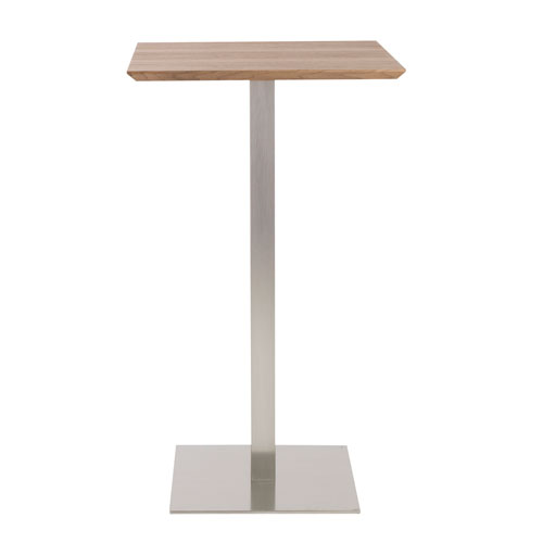 Freya Stainless Steel Bar Table
