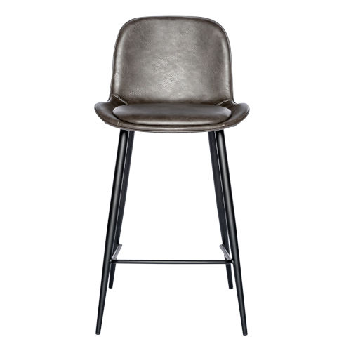Loring Dark Gray Counter Stool, Set of 2