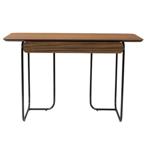 Halle Walnut 47-Inch Desk