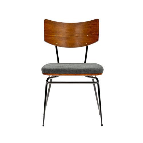 Gensvig Gray 19-Inch Side Chair