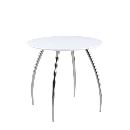 Bistro White 30-Inch Table