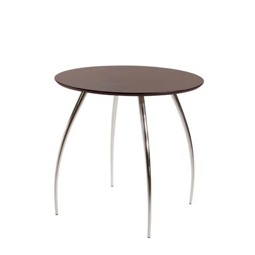 Eurostyle Bistro Wenge 30-Inch Table