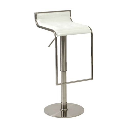 Eurostyle Forest White Bar/Counter Stool