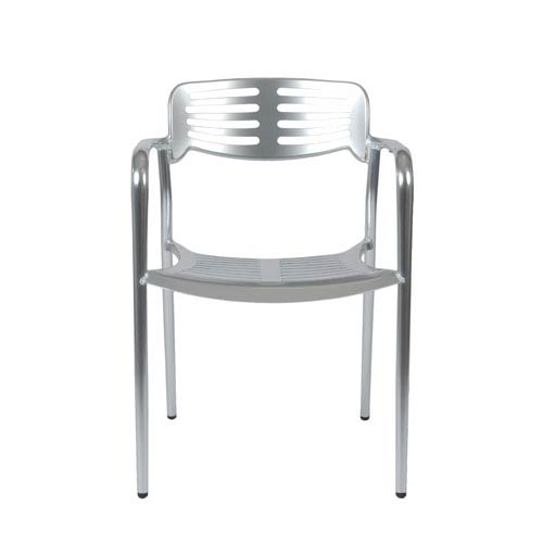Eurostyle Helen Stacking Chair, Set of Four