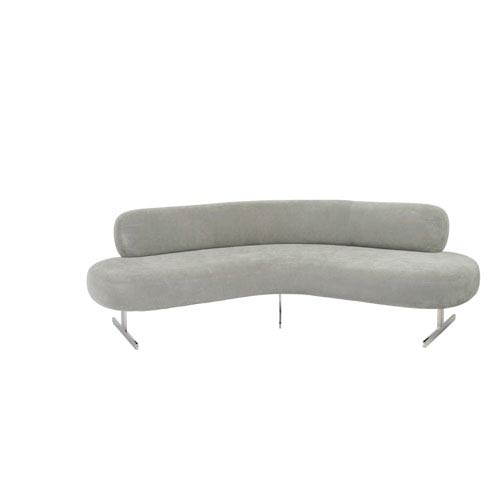 Eurostyle Verona Gray Sofa