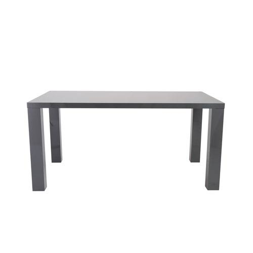 Eurostyle Abby Rectangle Dining Table in Gray