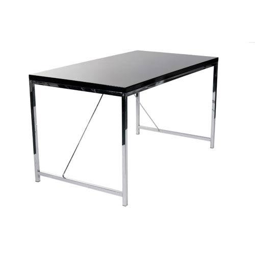 eurostyle gilbert black lacquer desk 27530 bellacor rh bellacor com black lacquer secretary desk black lacquer secretary desk