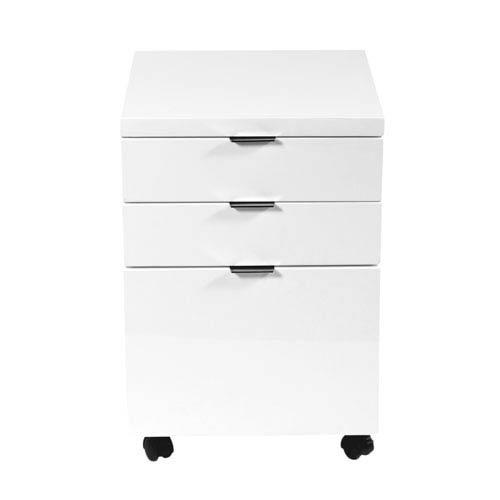 Gilbert White Lacquer File Cabinet