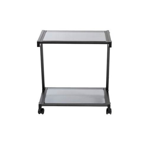 Graphite Black L Printer Cart