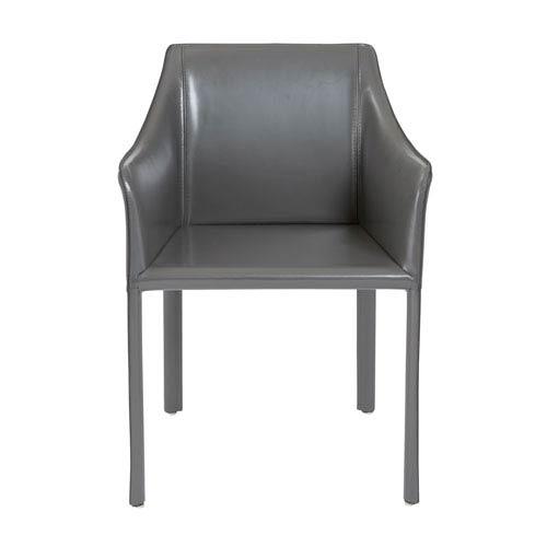 Eysen Arm Chair in Anthracite