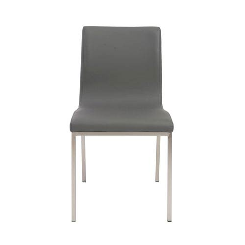 Scott Gray Side Chair, Set of 2