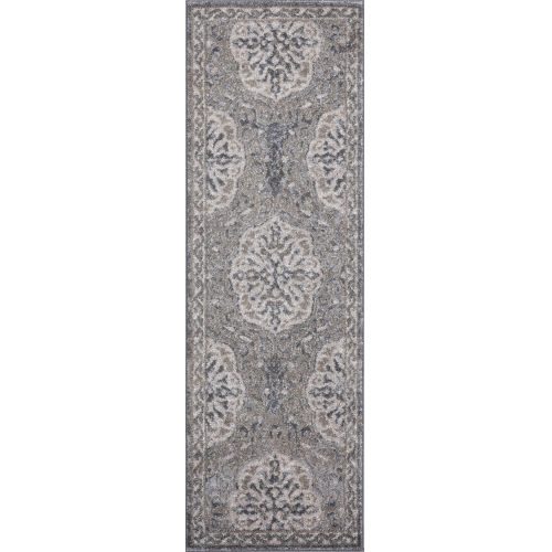 Alexandria Walnut Runner 2 Ft. x 6 Ft. Rug