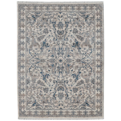 Arcadia Ivory Rectangle 7 Ft. 1 In. x 10 Ft. Rug