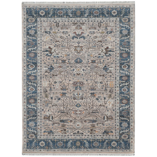 Arcadia Beige Rectangle 5 Ft. x 7 Ft. 8 In. Rug
