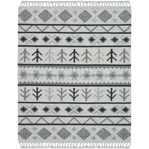 Artifacts Ivory Gray Rug
