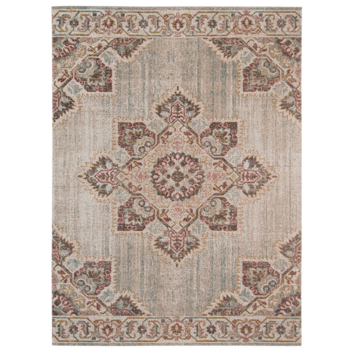 Eternal Beige Rectangle 5 Ft. 7 In. x 7 Ft. 6 In. Rug