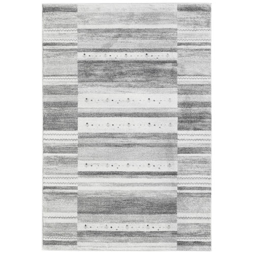 Sahara Charcoal Rectangle 8 Ft. 11 In. x 11 Ft. 11 In. Rug