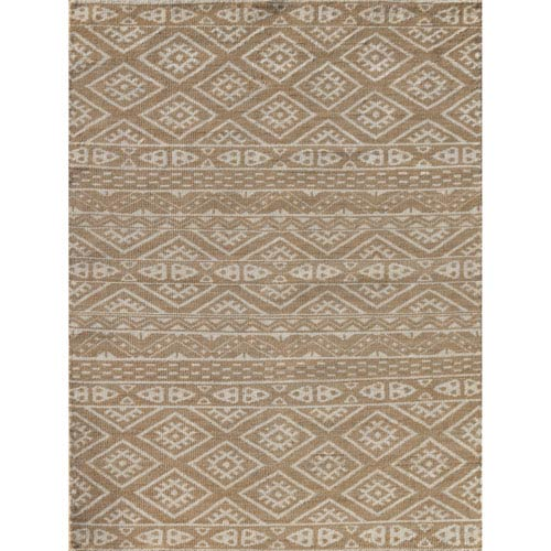 Feza Camel Rectangular: 9 Ft. x 12 Ft. Rug