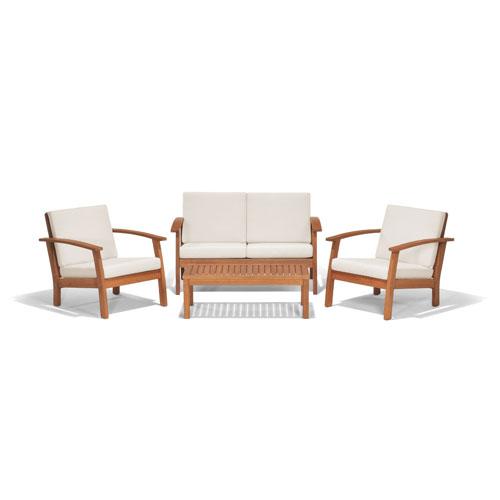 Murano Four-Piece Conversation Set
