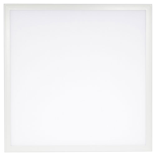 Matte White 24-Inch 4000K LED Recessed Troffer (Set of 2)
