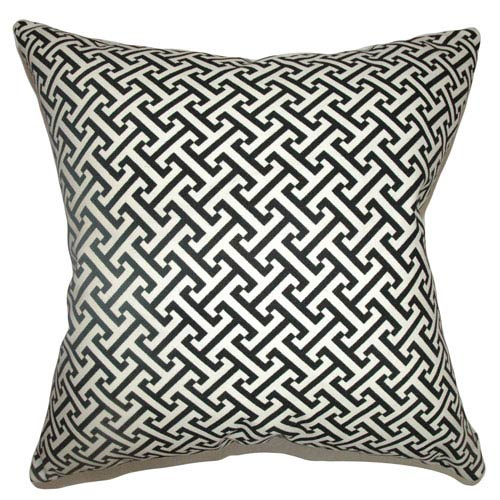 Quentin Pillow Black