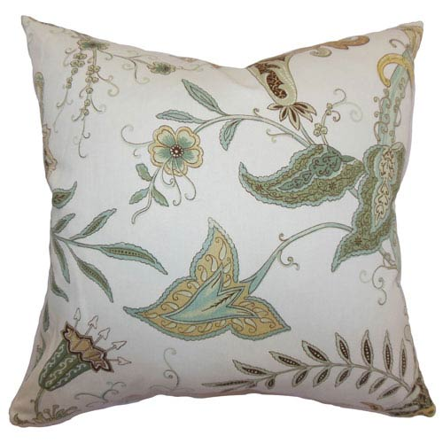 The Pillow Collection Jaenbert Floral Pillow Spring