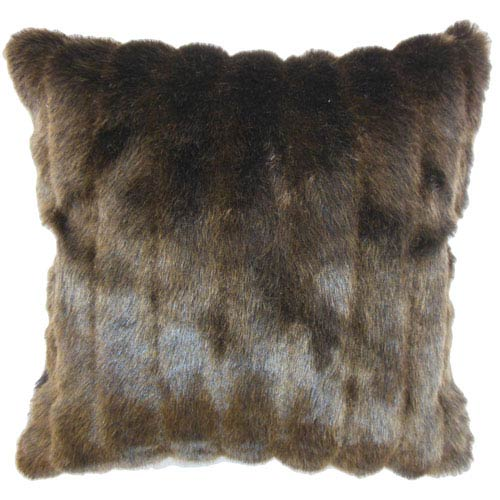 Eilonwy Mink Pillow Brown