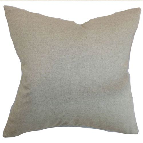 The Pillow Collection Napperby Solid Pillow Linen