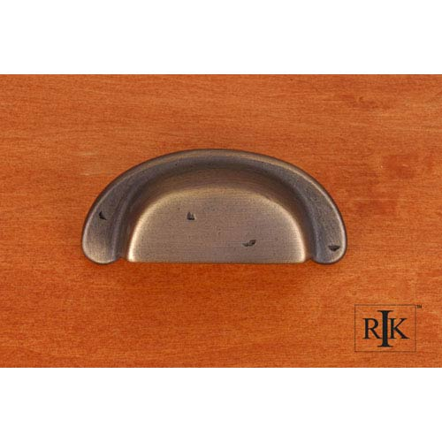 RK International Inc Antique English Distressed Heavy Cup Pull