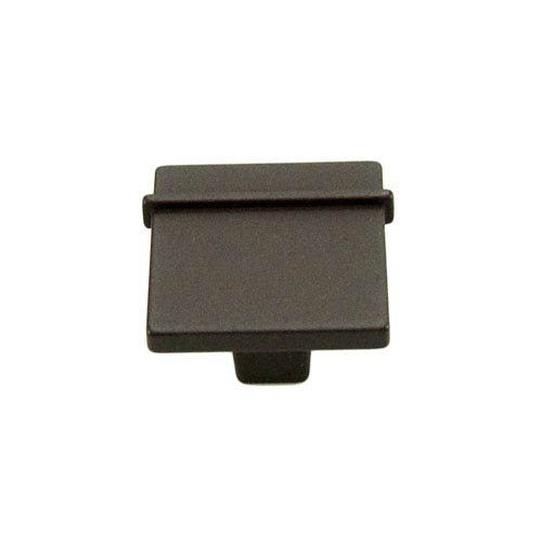 RK International Inc Newbury Oil Rubbed Bronze Square Newbury Knob