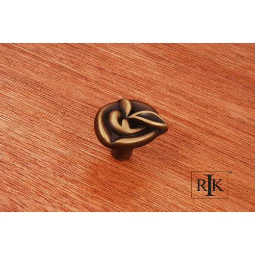 RK International Inc Antique English Pretty Wrap Knob