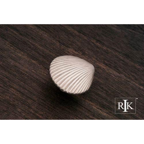 RK International Inc Pewter Shell Knob