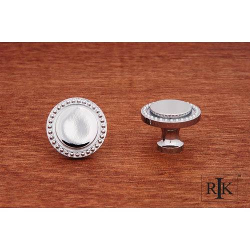 RK International Inc Chrome Beaded Knob