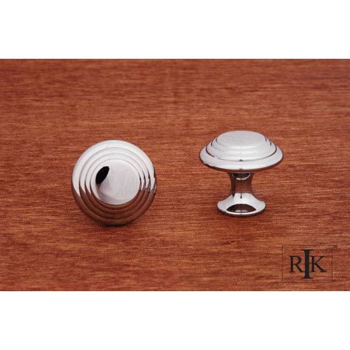 RK International Inc Chrome Step Up Beauty Knob