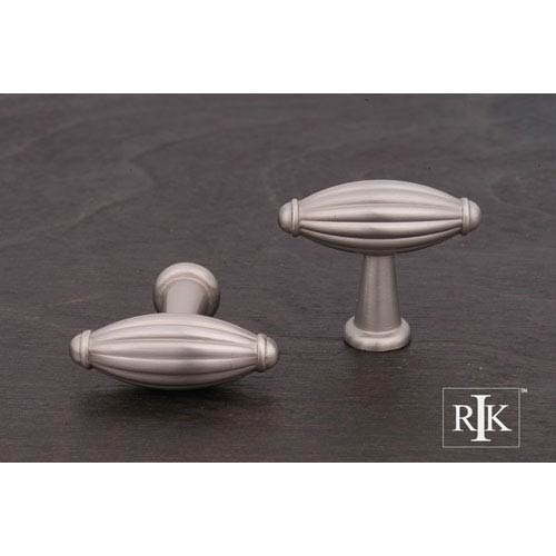 Pewter Small Indian Drum Knob