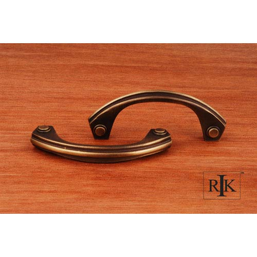 RK International Inc Antique English Plain Bow Pull