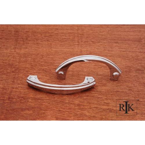 RK International Inc Chrome Plain Bow Pull