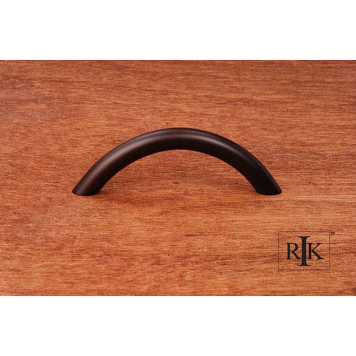 RK International Inc Oil Rubbed Bronze Half Moon Pull