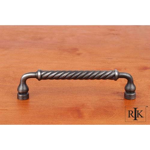 RK International Inc Distressed Nickel Twisted Pull
