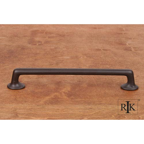 RK International Inc Oil Rubbed Bronze Distressed Rustic Pull
