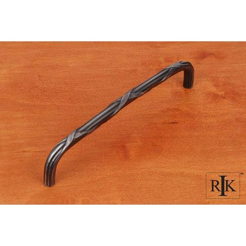 RK International Inc Distressed Nickel Lines and Crosses Pull