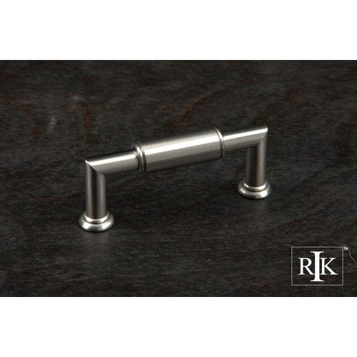 RK International Inc Pewter Cylinder Middle Pull