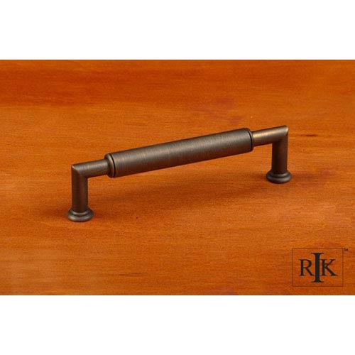 RK International Inc Antique English Cylinder Middle Pull