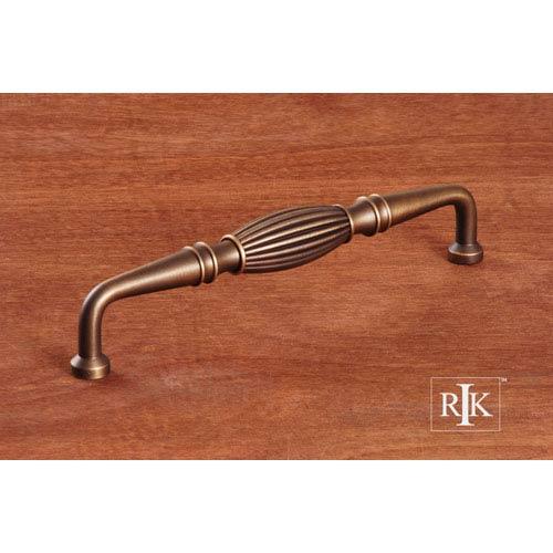 RK International Inc Antique English Indian Drum Door Pull