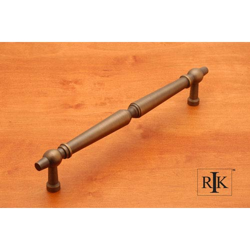 RK International Inc Antique English Plain Tapered Door Pull